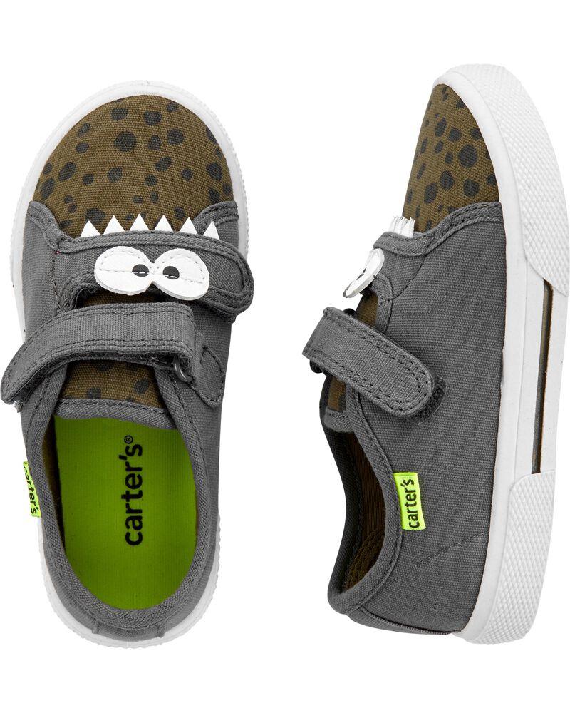 Carter's Monster Casual Sneakers, , hi-res