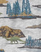 Dino Forest Pocket Tee, , hi-res