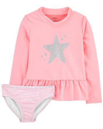 Starfish Rashguard Set