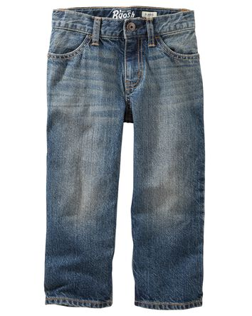 Classic Jeans -Slim Tumbled Medium...
