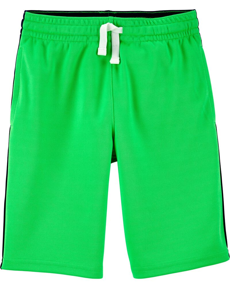 Pull-On Active Shorts, , hi-res