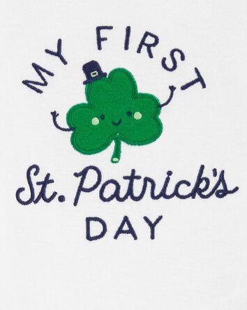 My First St. Patrick's Day Bodysuit