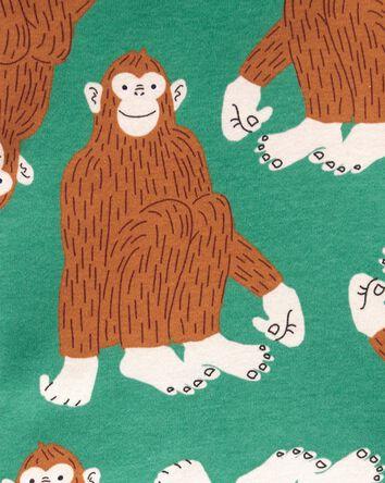 Pyjamas 4 pièces en coton ajusté go...
