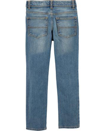 Skinny Jeans - Tumbled Light Wash