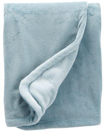 Dinosaur Fuzzy Plush Blanket
