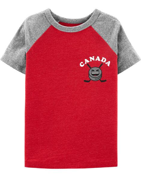 T-shirt à manches raglan Canada All-Star League