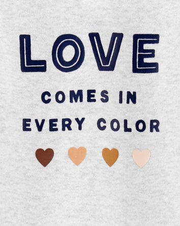 Cache-couche original Love