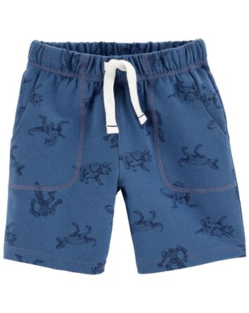 Dinosaur French Terry Shorts
