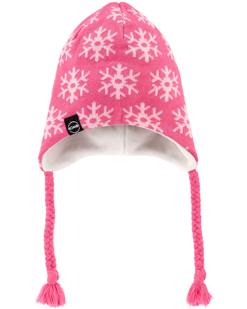 Snowflake Peruvian Hat, , hi-res