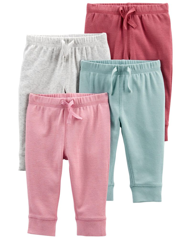 4-Pack Pull-On Pants, , hi-res