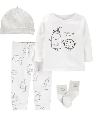 4-Piece Cookie Take-Me-Home Set