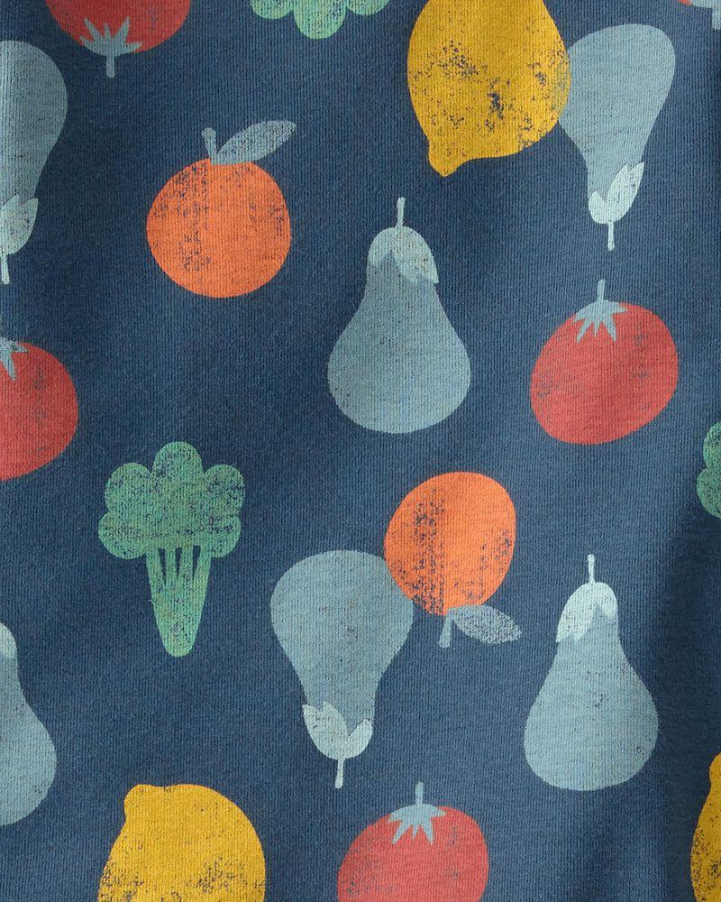 Organic Cotton 2-Piece PJs, , hi-res