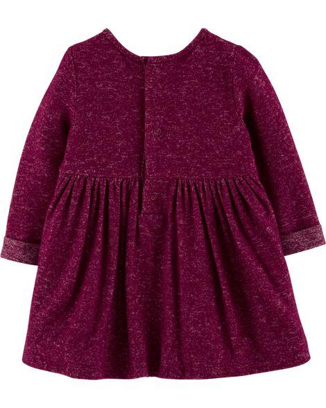 Bow Jersey Dress