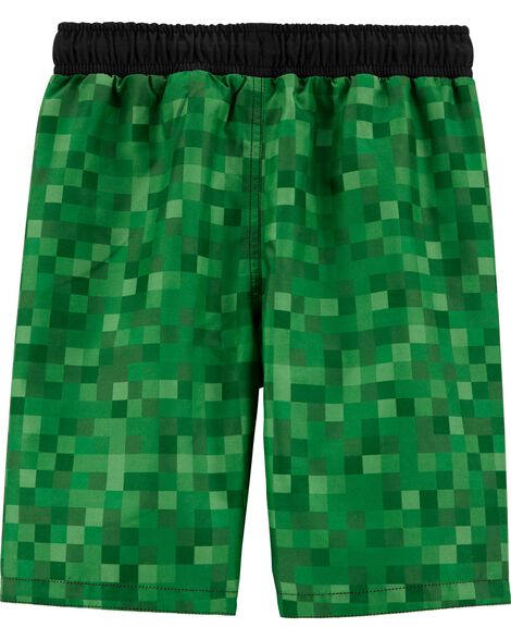 Minecraft® Swim Trunks