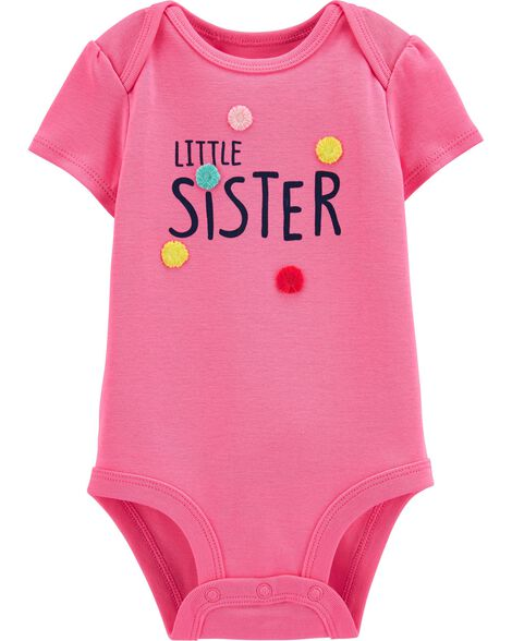 Little Sister Collectible Bodysuit