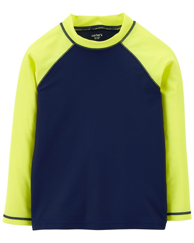 Colourblock Rashguard, , hi-res