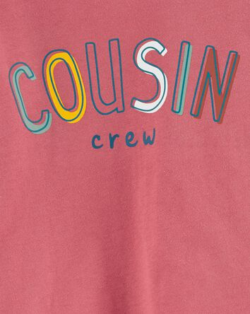 Cousin Crew Jersey Tee