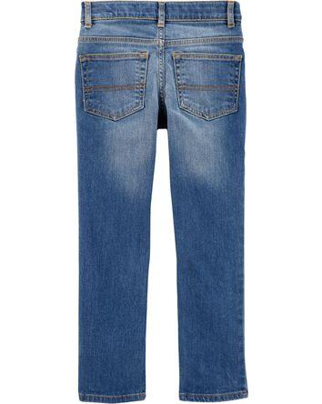 Regular Fit Skinny Jeans - Indigo B...