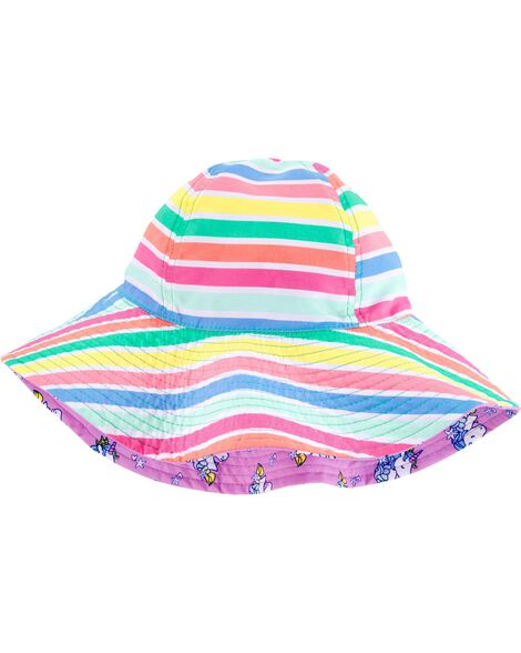 Unicorn Reversible Sun Hat