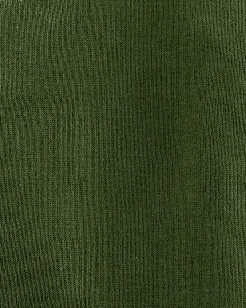 Emballage de 4 t-shirts avec boutons-pression sur le côté, , hi-res