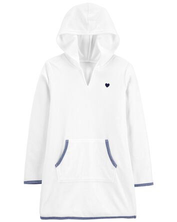 Hooded Terry Cover-Up