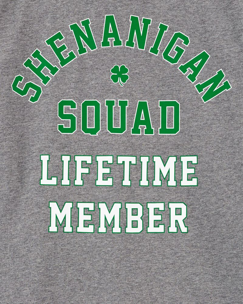 Adult Unisex St. Patrick's Day Jersey Tee, , hi-res