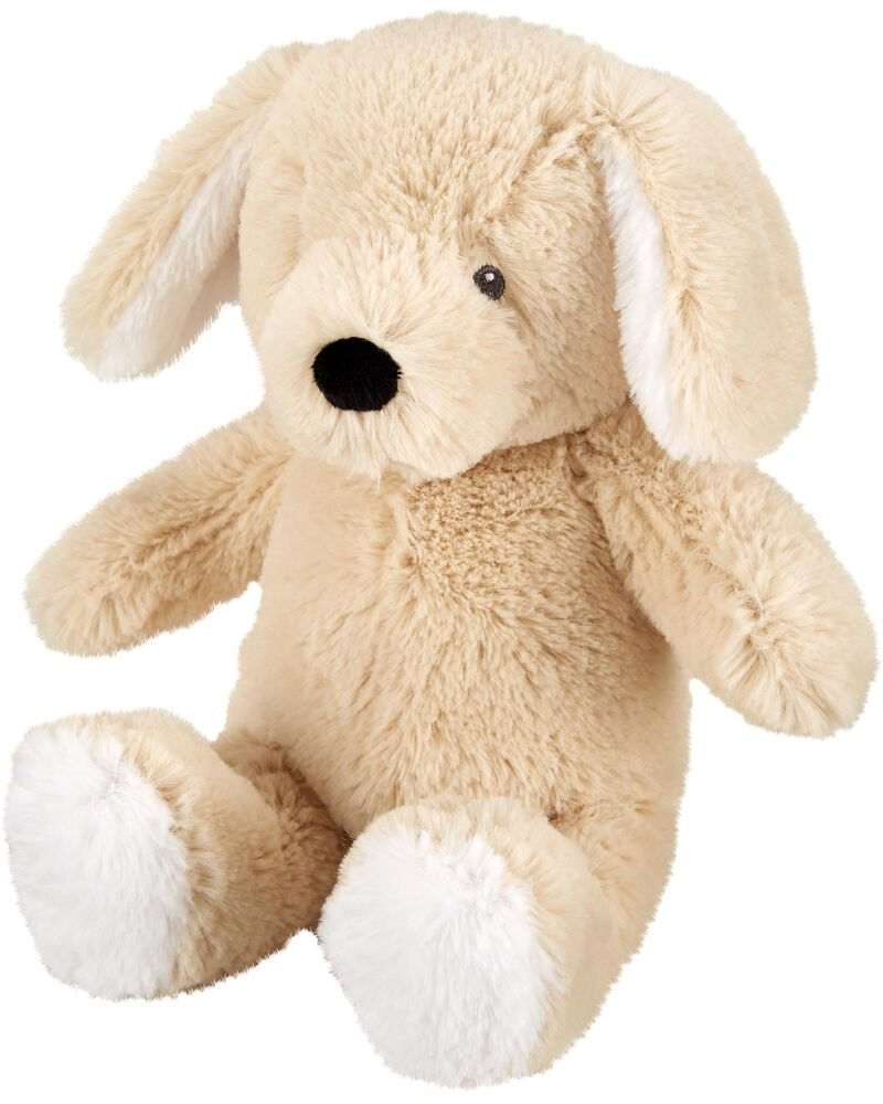 Peluche chien Golden Retriever, , hi-res