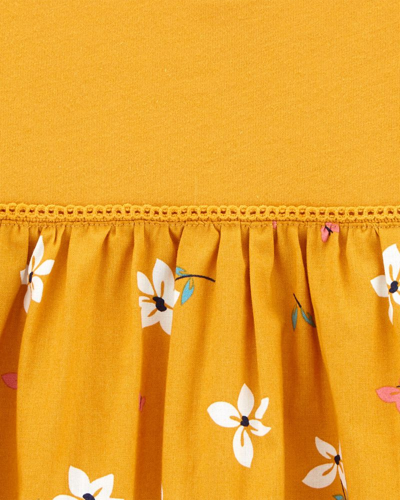 Floral Mixed Print Top, , hi-res