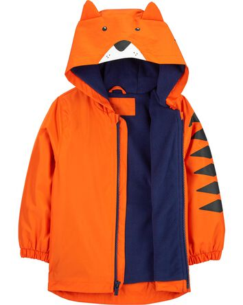 Tiger Raincoat