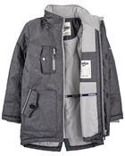 Fleece-Lined Heavyweight Parka, , hi-res