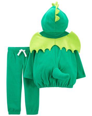 Costume d'Halloween p'tit dragon