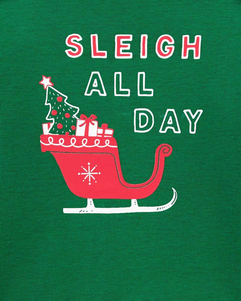 Cache-couche à collectionner avec énoncé Sleigh All Day, , hi-res