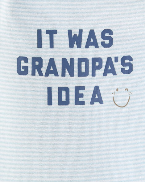 Cache-couche à collectionner Grandpa's Idea