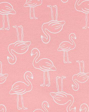 Pyjama 4 pièces en coton ajusté à f...