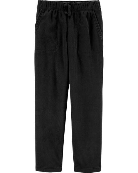 Pantalon en micromolleton