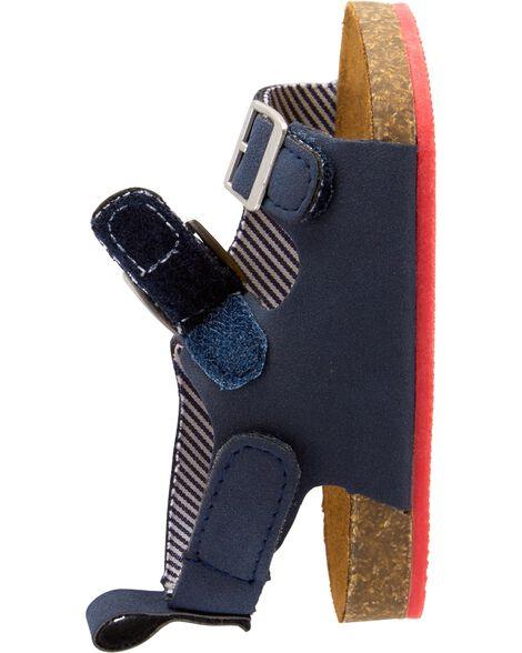 Cork Sandal Baby Shoes