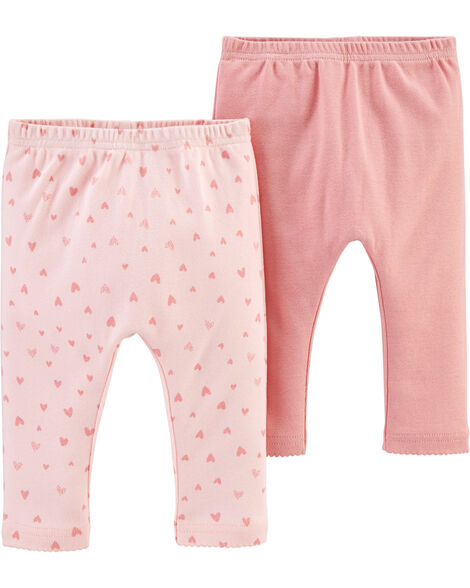 2-Pack Certified Organic Cotton Pants