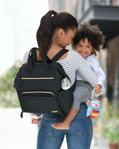 Mainframe Wide Open Diaper Backpack