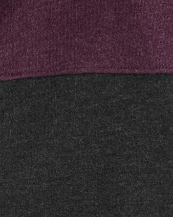 Kangourou en molleton de couleurs c...