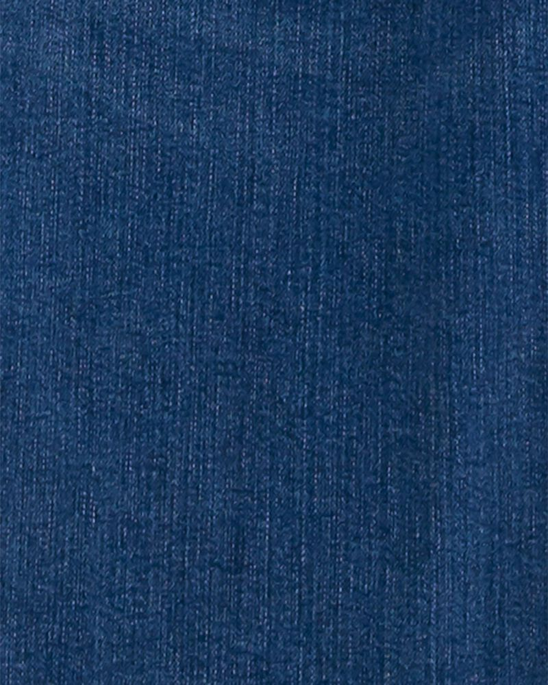 Family Matching Denim Overalls For Adults Slim Fit, , hi-res