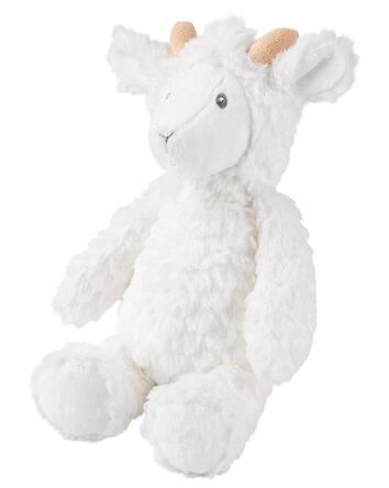Chèvre en peluche