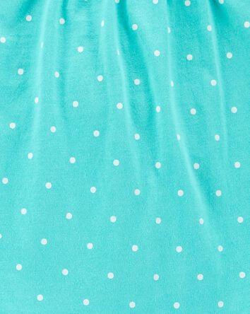 2-Piece Polka Dot Bodysuit Pant Set