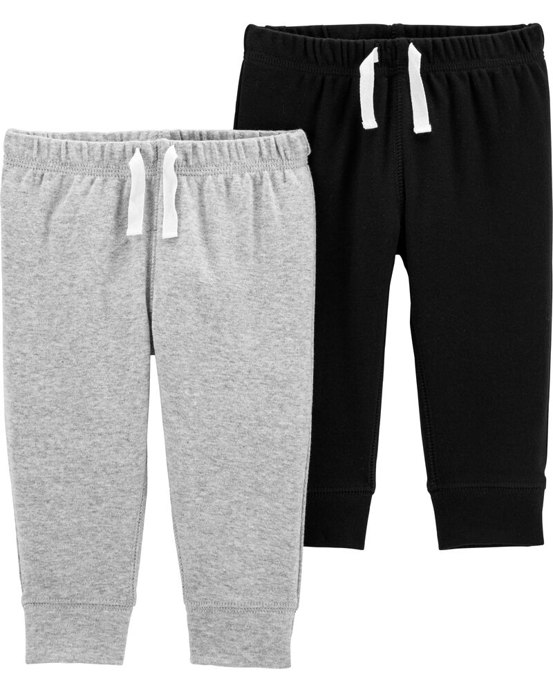2-Pack Pull-On Pants, , hi-res