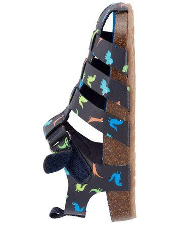 Sandales en liège