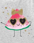 Glitter Watermelon Tank, , hi-res