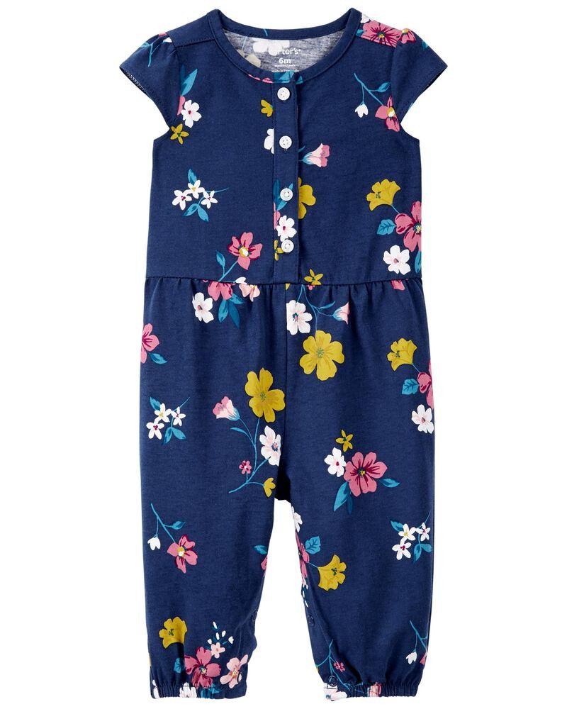 2-Piece Cardigan & Jumpsuit Set, , hi-res