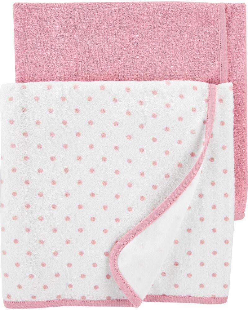 2-Pack Baby Towels, , hi-res
