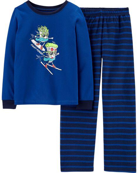 Pyjama 2 pièces Fast Food