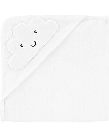 Cloud Hooded Towel