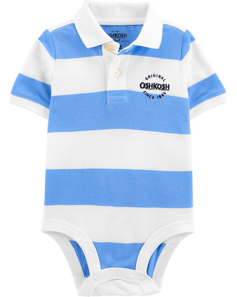 Rugby Polo Bodysuit
